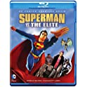 Superman vs The Elite on Blu-ray