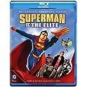 Superman vs The Elite on Blu-ray