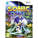 Sonic Colours (Nintendo Wii) by SEGA