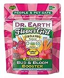 Dr. Earth 70792 1 lb 3-9-4 MINIS Flower Girl Fertilizer