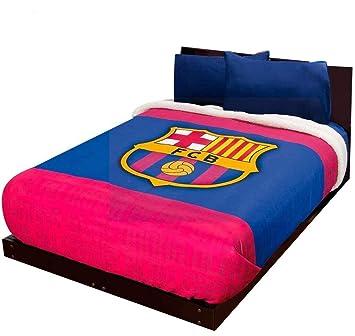 Amazon.com: Barcelona Fuzzy Manta de forro polar 100 ...