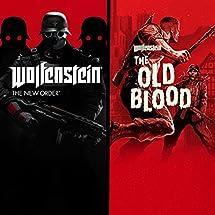 Wolfenstein 2 Pack - PS4 [Digital Code]