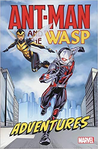 Amazon Com Ant Man And The Wasp Adventures 9781302912048 Chris