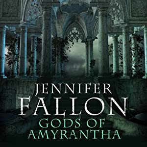 Gods of Amyrantha Audiobook