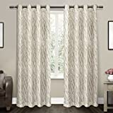 Best Exclusive Home Curtains Home Blackout Curtains 1 Panels - Exclusive Home Curtains Oakdale Sheer Grommet Top Window Review
