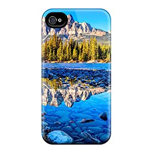 High Quality Zfp7077siQz Mountains And Rocks Cases For Iphone 6