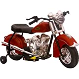 Little Vintage Indian 6V Battery Powered Motorcycle