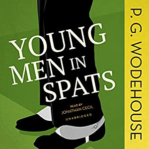 Young Men in Spats Audiobook