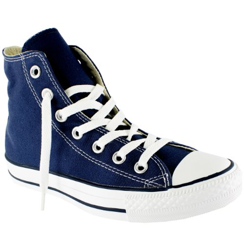 Chuck Converse Taylor All Season Star Navy Trainers Hi 1wZqZCxd