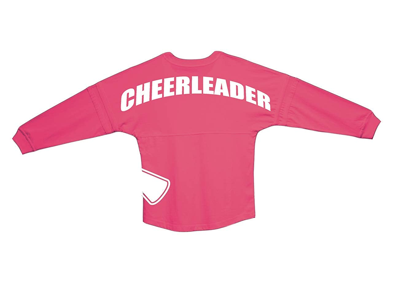 Free Limitted T-Shirt with Any Purchase! ALL ABOUT ME Sweet /& Mighty Cheerleader POM POM Jersey