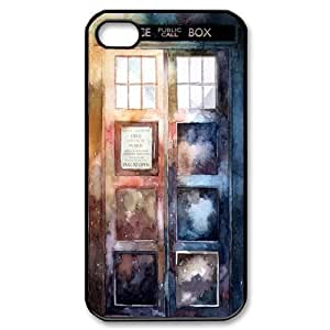Popular Doctor Who Watercolor Tardis iPhone 5c Case Police Call Box iPhone 5c Case