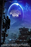 READY PLAYER ONE MOVIE POSTER 2 Sided ORIGINAL Advance 27x40 STEVEN SPIELBERG