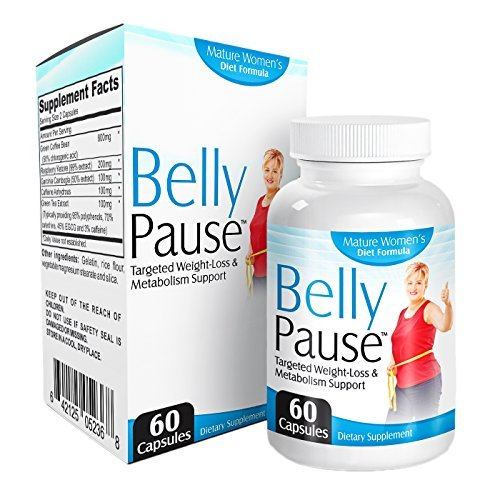 Belly-Pause: Menopause Weight Loss Supplement by Elevate Recovery