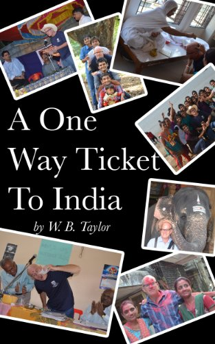 A One Way Ticket to India