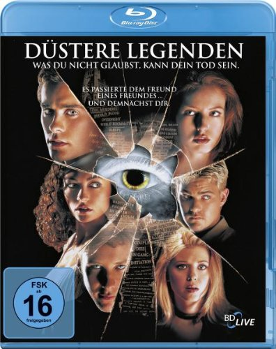 Düstere Legenden [Alemania] [Blu-ray]: Amazon.es: Leto, Jared, Witt, Alicia, Gayheart, Rebecca, Blanks, Jamie, Leto, Jared, Witt, Alicia: Cine y Series TV
