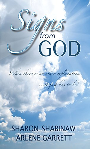 Signs from God: When there is no other explanation    it just has to be!