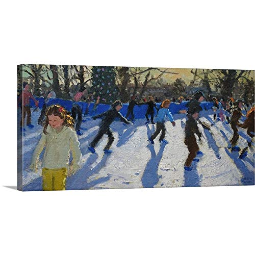 Cross-stitch Free Delivery Top Quality Lovely Counted Cross Stitch Kit Memories On Ice Skate Skating Winter Snow Good Taste