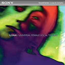 ILONA!: Universal Female Vocal Toolkit