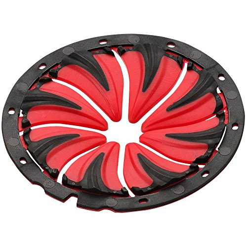 DYE Precision Rotor Loader Quick Feed - Black/Red (Quick Feed)