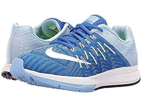 Nike Air Zoom Elite 8 Hyper Cobalt/Bluecap/Blue Tint/White Women's Running Shoes (Nike Womens Air Zoom Elite 8 Running Shoe)