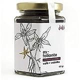Exfoliante café + vainilla 150 gr
