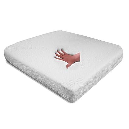 Cojines Gel / asiento de espuma de gel / anti-decúbito 40x40x10 cm cojín para