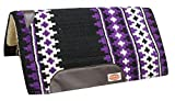 Showman 34″x36″ Cutter Style Saddle Pad w/Memory Felt Center
