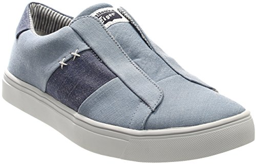 Onitsuka Tiger Appian Classic Running Shoe, Light Blue/Indian Ink, 7 M US For Sale