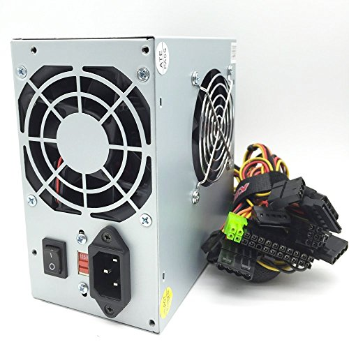 600 Watt Atx Dual Fan - 1
