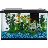 Aqua Culture Aquarium Starter Kit 5 gallons Fish Tank with LED lighting
