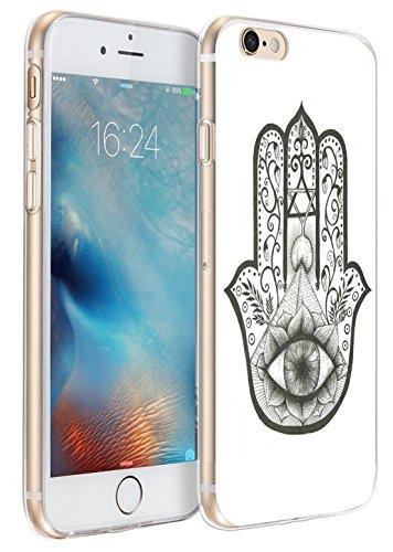 Iphone 6s Plus Case hamsa, Apple Iphone 6 Plus Case hamsa hand art design