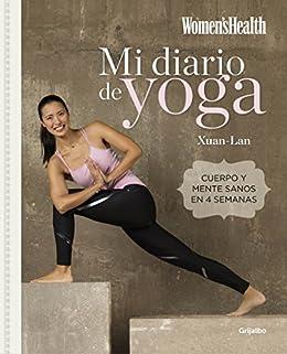 Amazon.com: Mi diario de yoga: Cuerpo y mente sanos en 4 ...