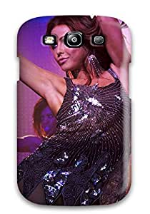 Protection Case For Galaxy S3 / Case Cover For Galaxy(julianne Hough In Burlesque) by icecream design