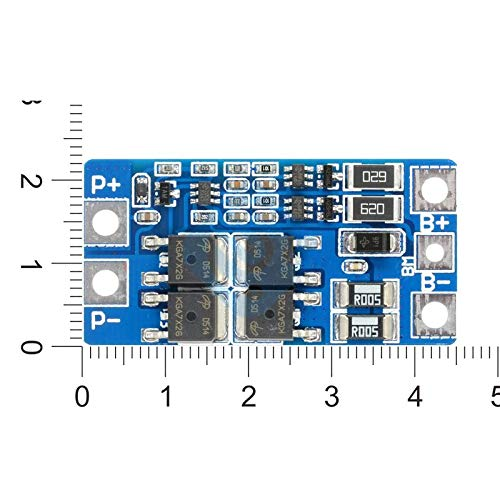5PCS 2S 20A 18650 Lithium Li-ion Battery Charger Balance BMS Protection Board