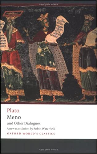 Book Meno and Other Dialogues (Oxford World's Classics)
