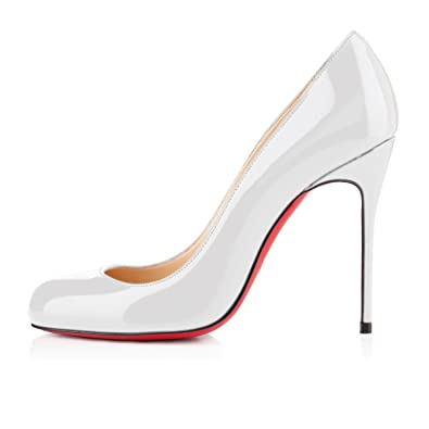 39d6eca05c uBeauty Women s Stiletto Heels Round Toe Court Shoes Slip On High Heel  Pumps Sandals Shoes for