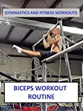 Biceps Workout Routine - Gymnastics and Fitness Workouts