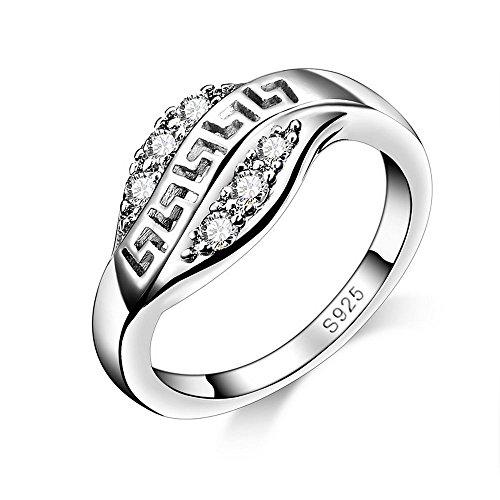 JEMMIN Simple Tibet Style Rings for Women AAA Zircon Jewelry (7)