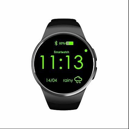 Monitores de frecuencia cardíaca Smart reloj MTK2502 reloj ...