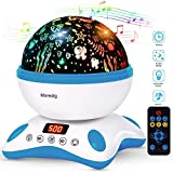 Best Baby Projectors - Moredig Baby Projector with Timer and Remote Built-in Review