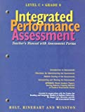 Integrated Performance Assessment Teacher's Manual with Assessment Forms, Farr, 0030951011