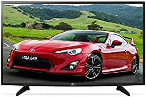 "LG 32LH570B Smart TV 32"" LED HD, color negro"