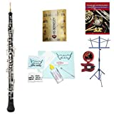 RS Berkeley ob402 Artist Series Oboe with case & Bonus RSB MEGA PACK w/Standard of Excellence Book