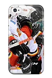 Nannette J. Arroyo's Shop calgary flames (67) NHL Sports & Colleges fashionable iPhone 4/4s cases