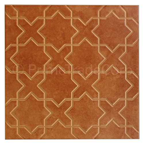 Counter Tiling (Moroccan Mosaic Tile Box of 13 - This 100% Moroccan Tile Brings A Breathtaking Look To Any Living Area, Kitchen, Backsplash, Bathroom, Countertop, Porch Or Patio. This Moorish Style Tile Is Ideal For All Tiling Projects.)