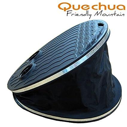Quechua Bomba de pie para colchón hinchable - Funcionamiento ...