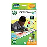 LeapFrog LeapStart Go Deluxe Activity Set - The Human Body,Multicolor