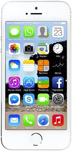 Apple iPhone 5s 32GB - Smartphone libre (101.6 mm (4
