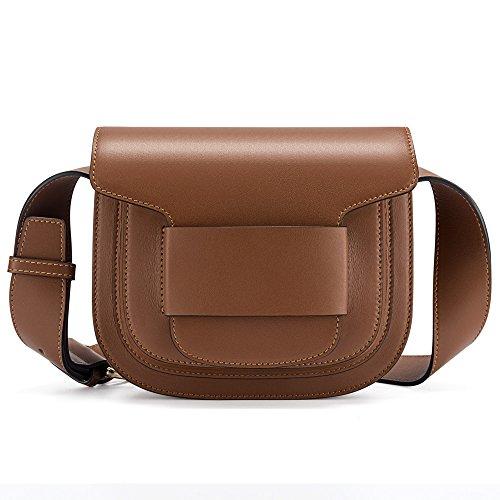 792e3079598e Retro Leather Saddle Bags for Women