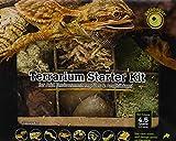 Galapagos 05351 Terrarium Starter Kit for Arid Environments